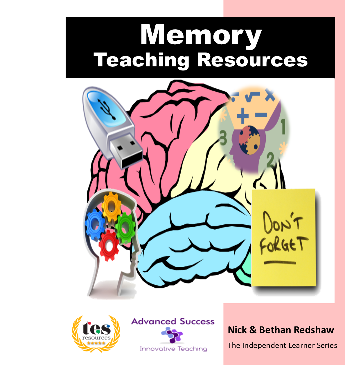 SPECIAL OFFER (45% Off) - MEMORY Workbook, Lesson Plans and PowerPoint's Bundle
