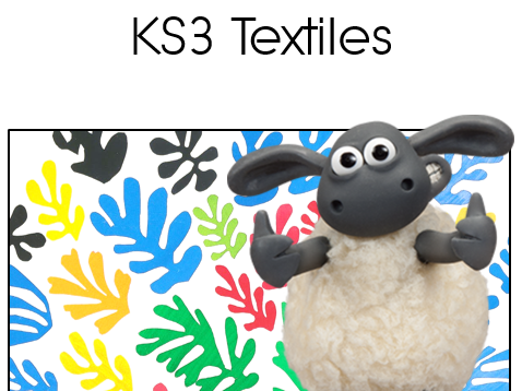 KS3 Textiles Home Learning Booklet