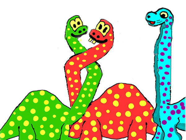 Why Do All The Dinosaurs Have Really Awkward Names? - Preschool Song, video & Sheet Music