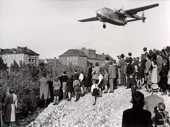 The Berlin Blockade, Berlin Airlift and NATO