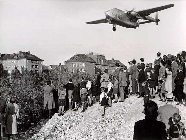 The Berlin Blockade, Berlin Airlift and NATO