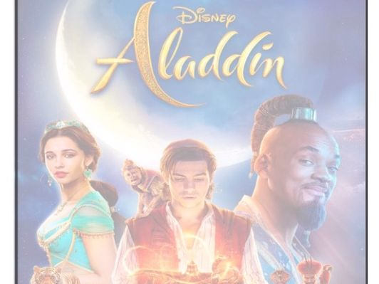 Listening Comprehension - 2019 Aladdin