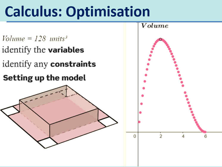 Calculus: Optimisation