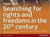 Topic 2 - civil rights in the USA 1917-96