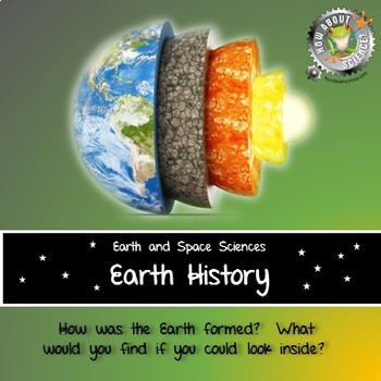 Earth History:  Earth and Space Sciences