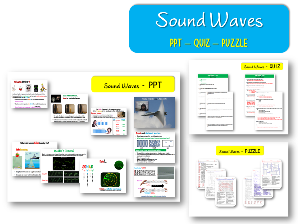 Sound Waves – BUNDLE