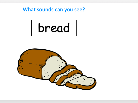 Phonics - 'ea' as in bread - Introduce and Teach