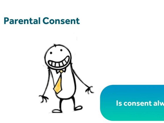 Video How-To: Parental consent