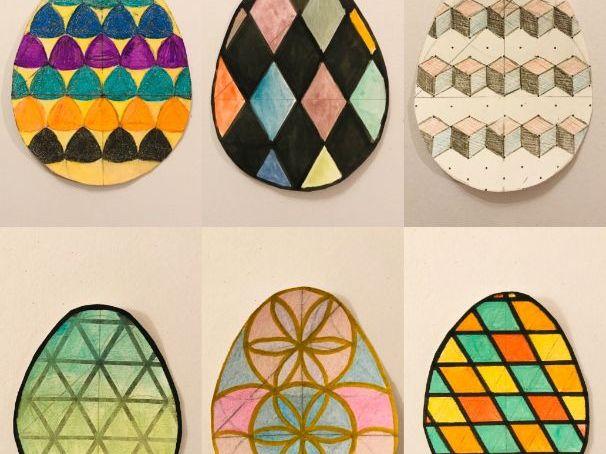 Easter Egg Construction