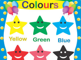Star Colours