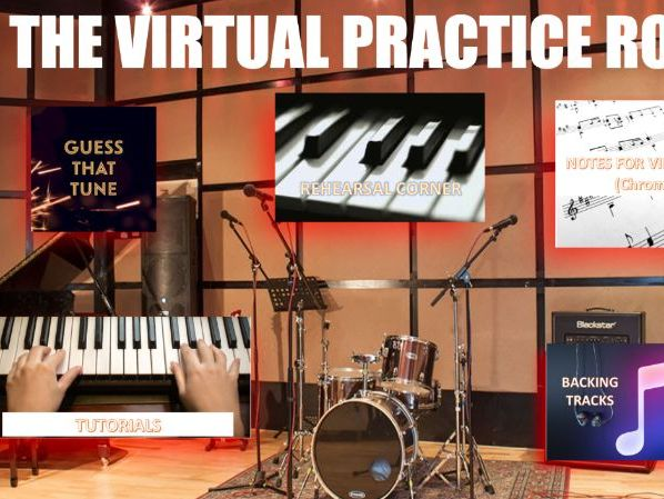 VIRTUAL MUSIC PRACTICE ROOM