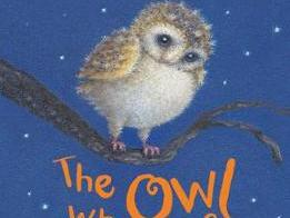 The Owl Who Was Afraid of the Dark - Grammar
