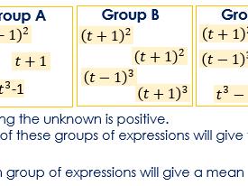 Crossover Algebra Bundle A