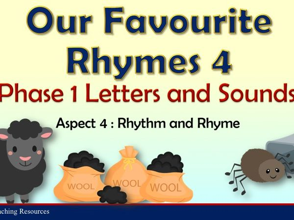 Our Favourite Rhymes 4