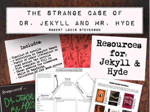 Jekyll and Hyde Activity & Resources