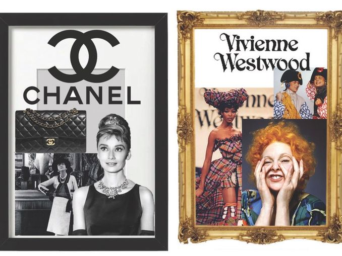 Fashion Designers and Iconic Garments