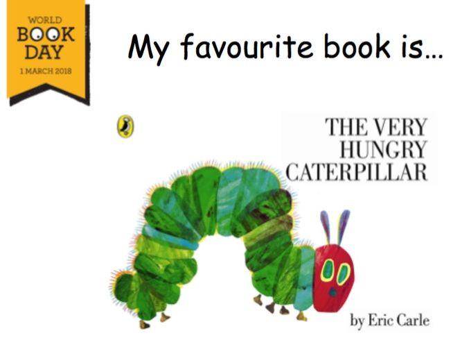 World Book Day 2018 Quiz - Celebrities favourite children books