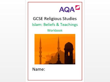 AQA: Religious Studies: Islam Beliefs and Teachings Workbook