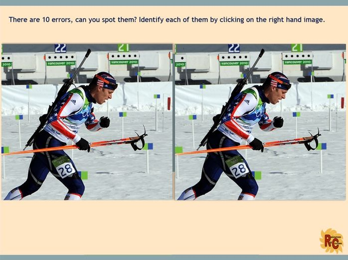 Winter Olympics Puzzles & Quiz Year 7-10 Interactive
