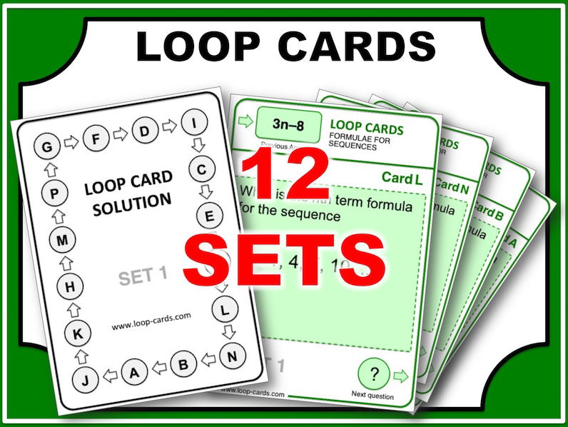 Loop Card Races