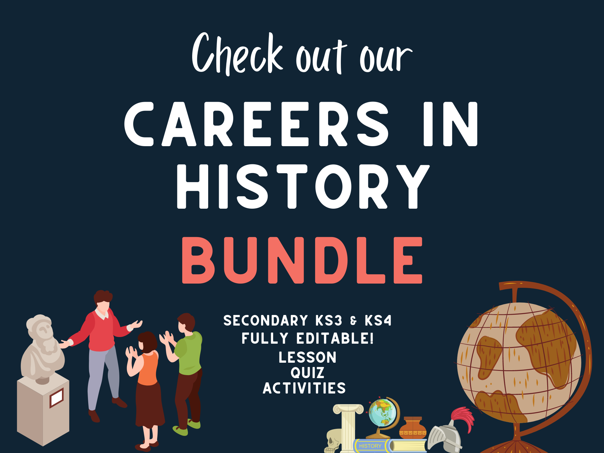 History Careers resources