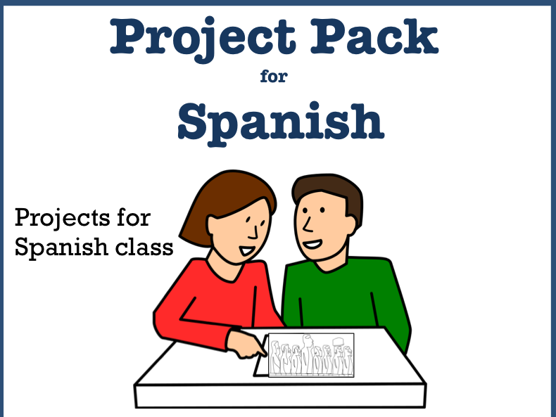 Spanish Summer Project/ Revision