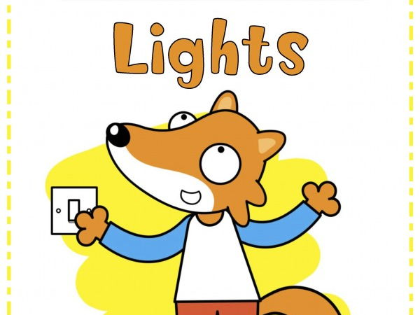Freddie the Fox Classroom Jobs Posters