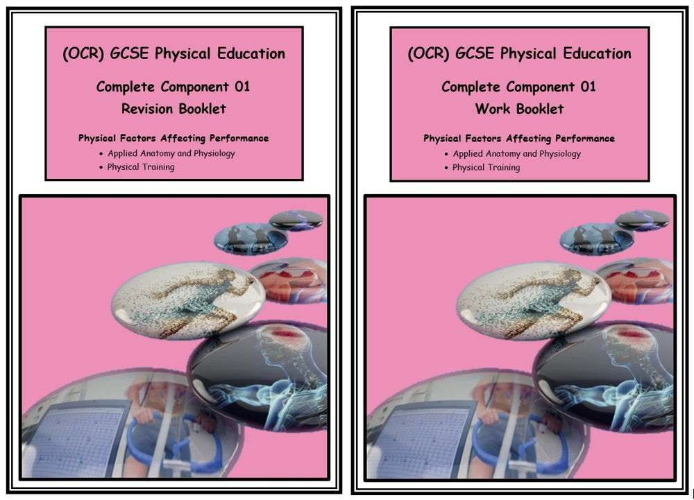 GCSE PE OCR (9-1) - Component 01 -Complete Revision and Homework Booklet