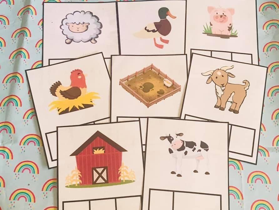 Farm themed bundle