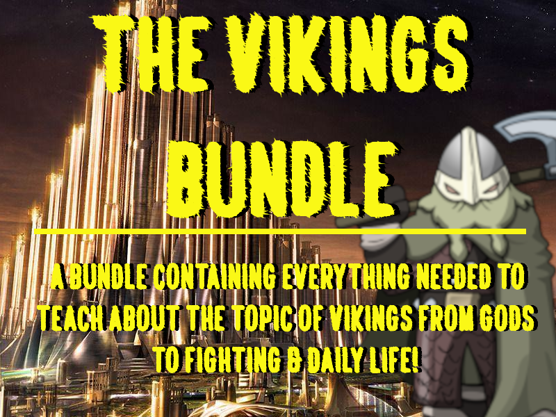 The Vikings Bundle
