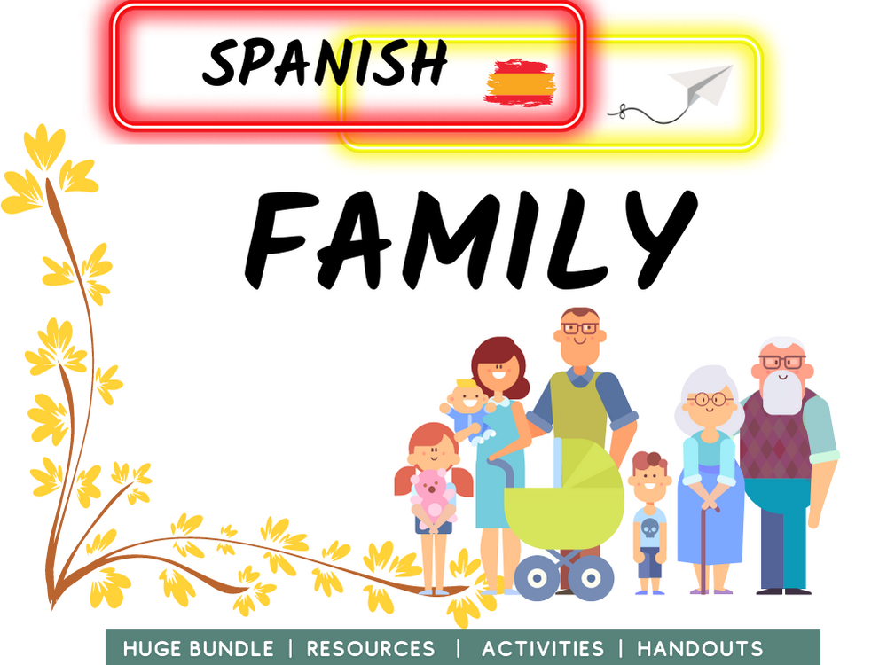 Spanish Family and Relationships