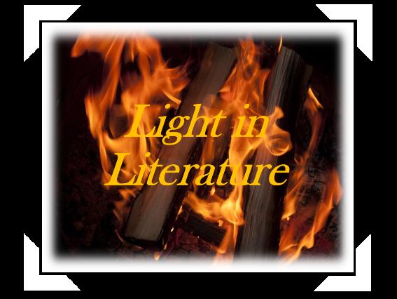 Five symbols of light in literature presentation and Kit Harington comprehension