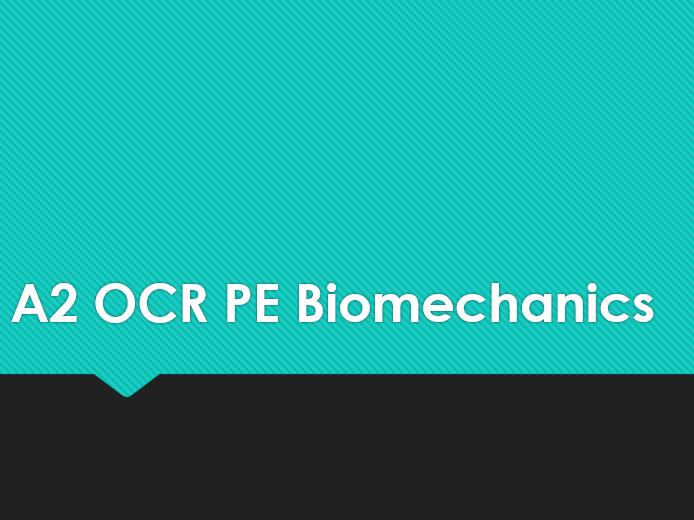 A2 OCR PE- Projectile Motion Practice Qns