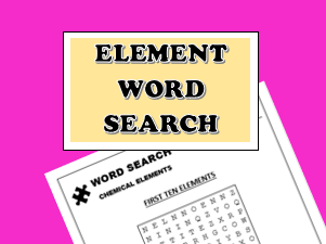 Element Word Search 6-Pack