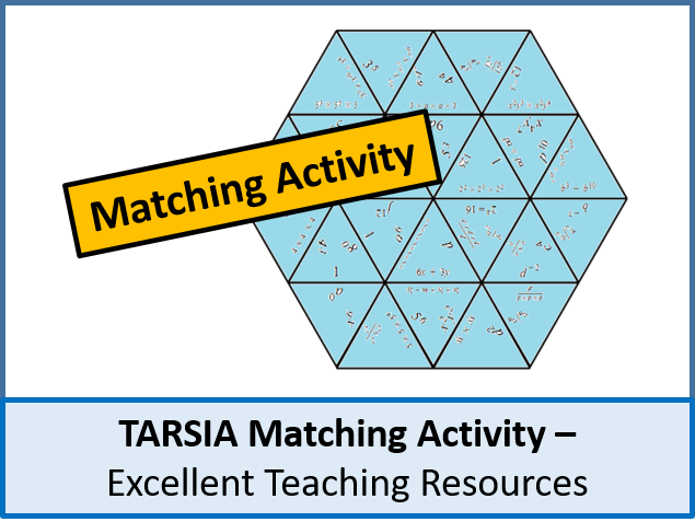 Geometry: Length, Area and Volume Tarsia Activities (x8) by ajf43 ...