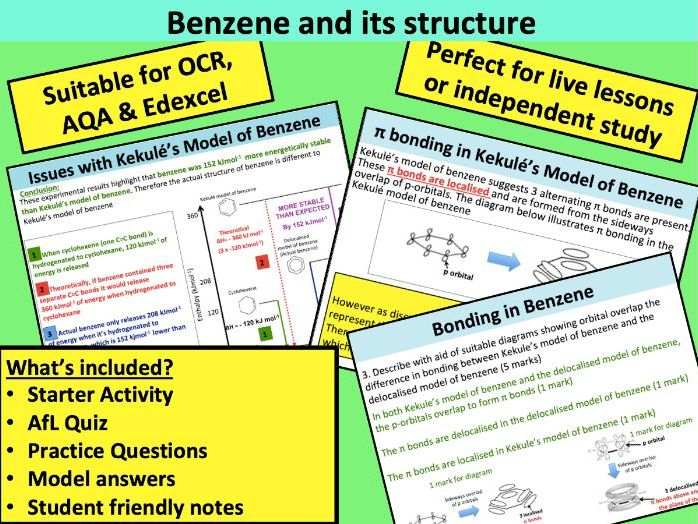 Benzene and its structure