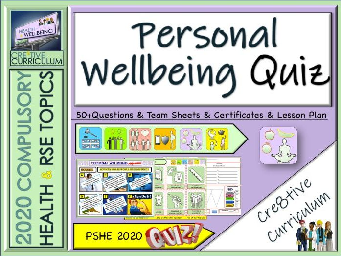 Personal Wellbeing Quiz