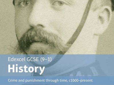 1900-Present modern Crime and Punishment (paper 1): Edexcel 9-1 GCSE History lesson resources