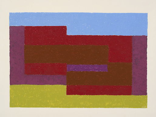 Josef Albers quotes: on painting, color and artistic life in Germany & U.S.  - for students & pupils