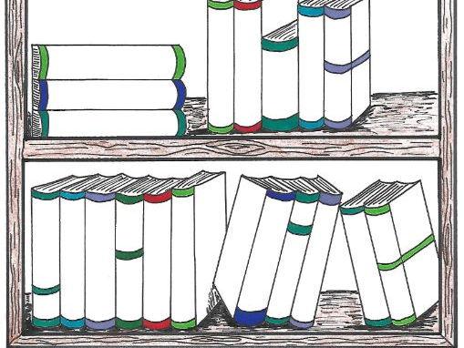 Reading Journal - colour