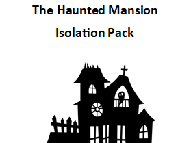 Key Stage 3 Drama Isolation Pack - The Haunted Mansion