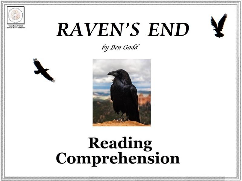 Reading Comprehension: Raven's End, by Ben Gadd