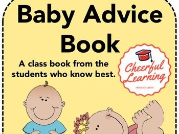 Baby Advice Book from Students