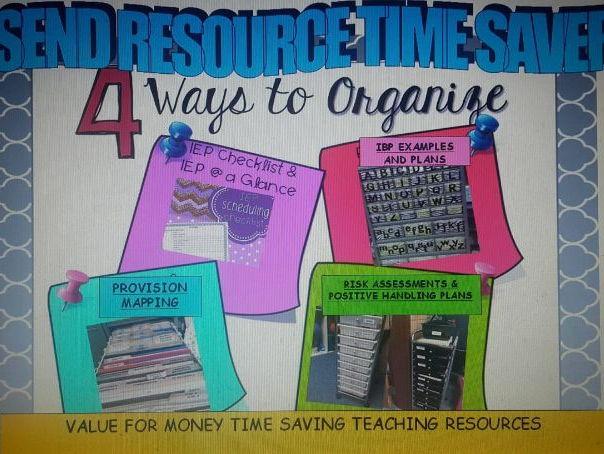 SEN TEACHER / STUDENT TEACHER RESOURCE (IEP, IBP, RISK ASSESSMENT, PROVISION MAP, POSITIVE HANDLING.
