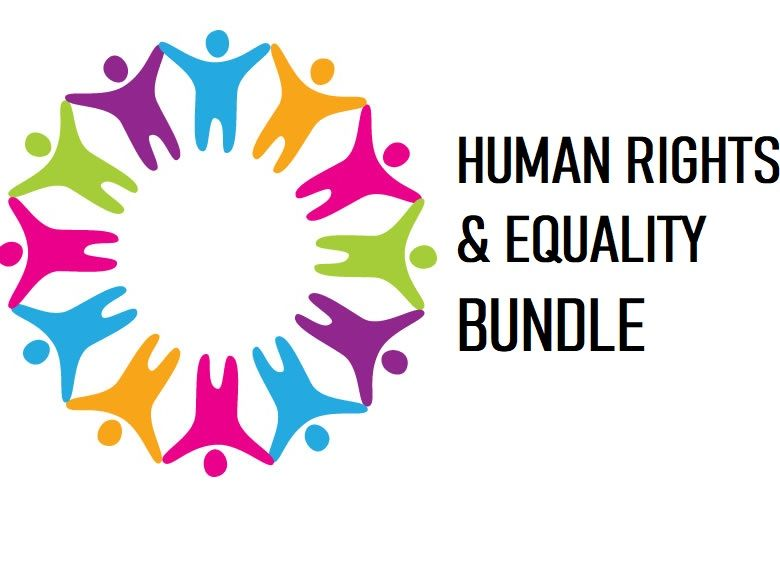Human Rights, Equality, Inequality & Discrimination Bundle -  Reading Comprehension Texts (SAVE 65%)