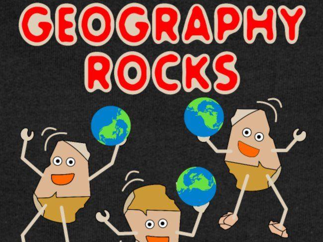 Geography rocks! KS3 SOW