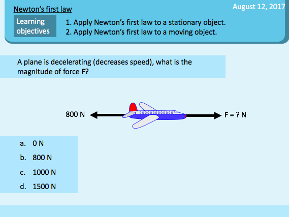 Forces In Balance  Newton U0026 39 S First Law  Newton U0026 39 S 1st Law