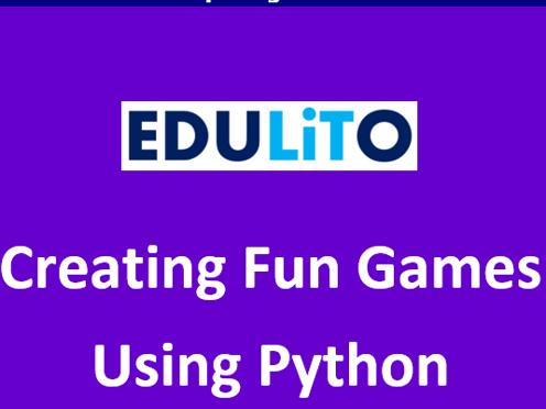 Creating Fun Games Using Python - Bundle