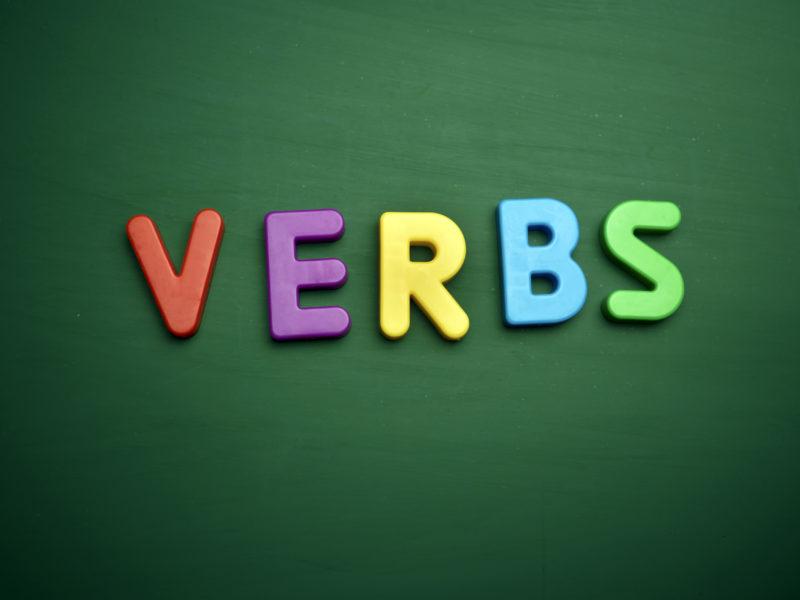 Regular and Irregular Verbs