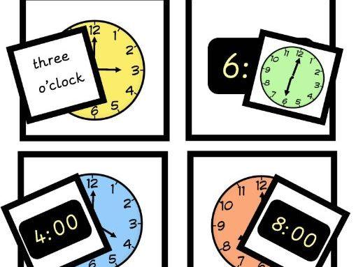 Triple O'clocks